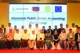 Myanmar Public Sector Accounting Conference takes place in Nay Pyi Taw