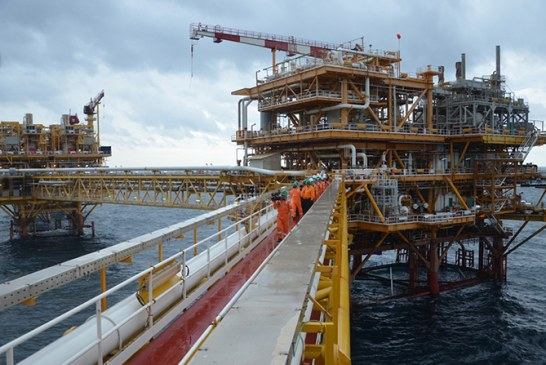 Myanmar's Offshore Oil Fields