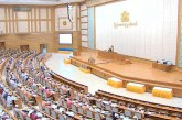 Constitution amendment bill sent to Pyidaungsu Hluttaw for second time