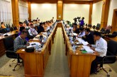 Joint Committee on Amending 2008 Constitution holds meeting 36/2019