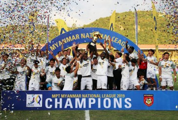 Shan United wins Myanmar National League 2019 with no losses