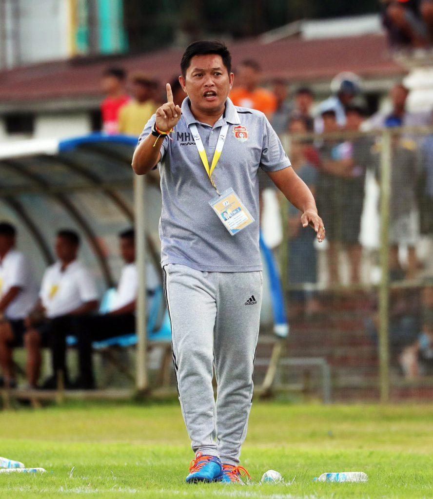 Head Coach Myo HlaingWin