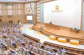 Two more bills amending 2008 Constitution sent to Pyidaungsu Hluttaw