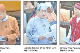 Second Amyotha Hluttaw convenes 22nd meeting for 13th Regular Session