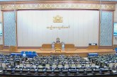 Second Amyotha Hluttaw 13th regular session holds 21st-day meeting