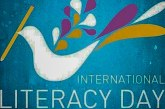 International Literacy Day (September 8)