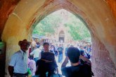 Bagan-NyaungU filled with pilgrims on 4th day of Thadingyut holiday