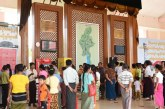 Nay Pyi Taw attractions remain packed with holidaymakers