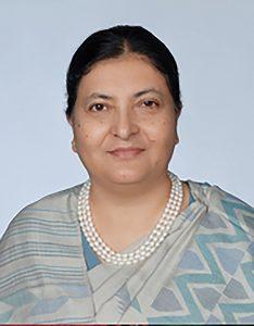 Mrs. Bidya Devi Bhandari