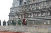 Senior General inspects construction status of Thatta Thattaha Maha Bohdi Pagoda
