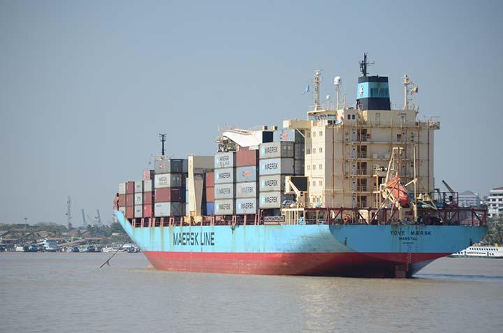 Maritime trade. PhotoPhoe Khwar copy