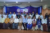Cross-border economic cooperation training course conducted in Mandalay