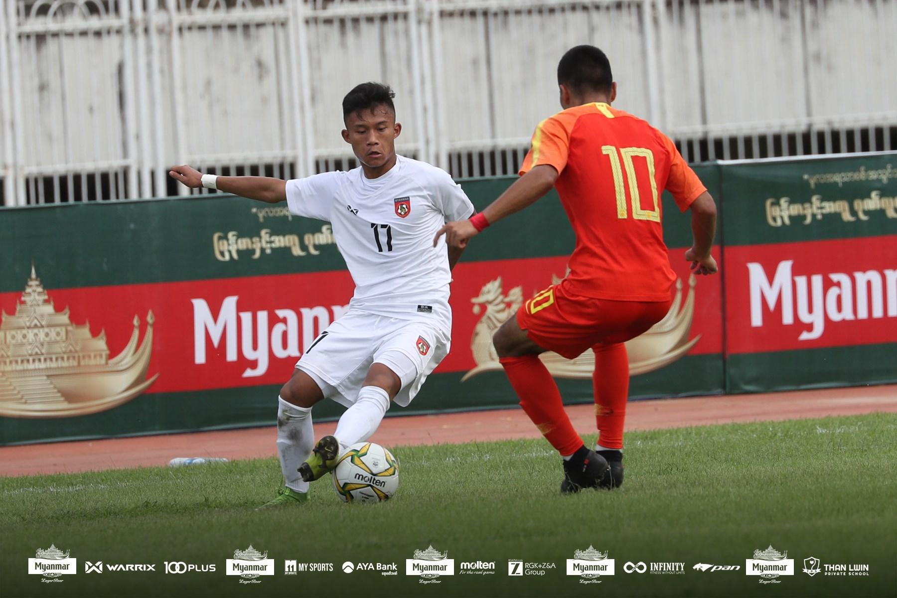 Myanmar team