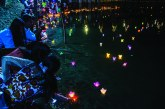 Floating lamps festival held for three days in Meiktila