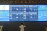 Stock trades on YSX plunge; shares worth K992.69 mln traded in Nov