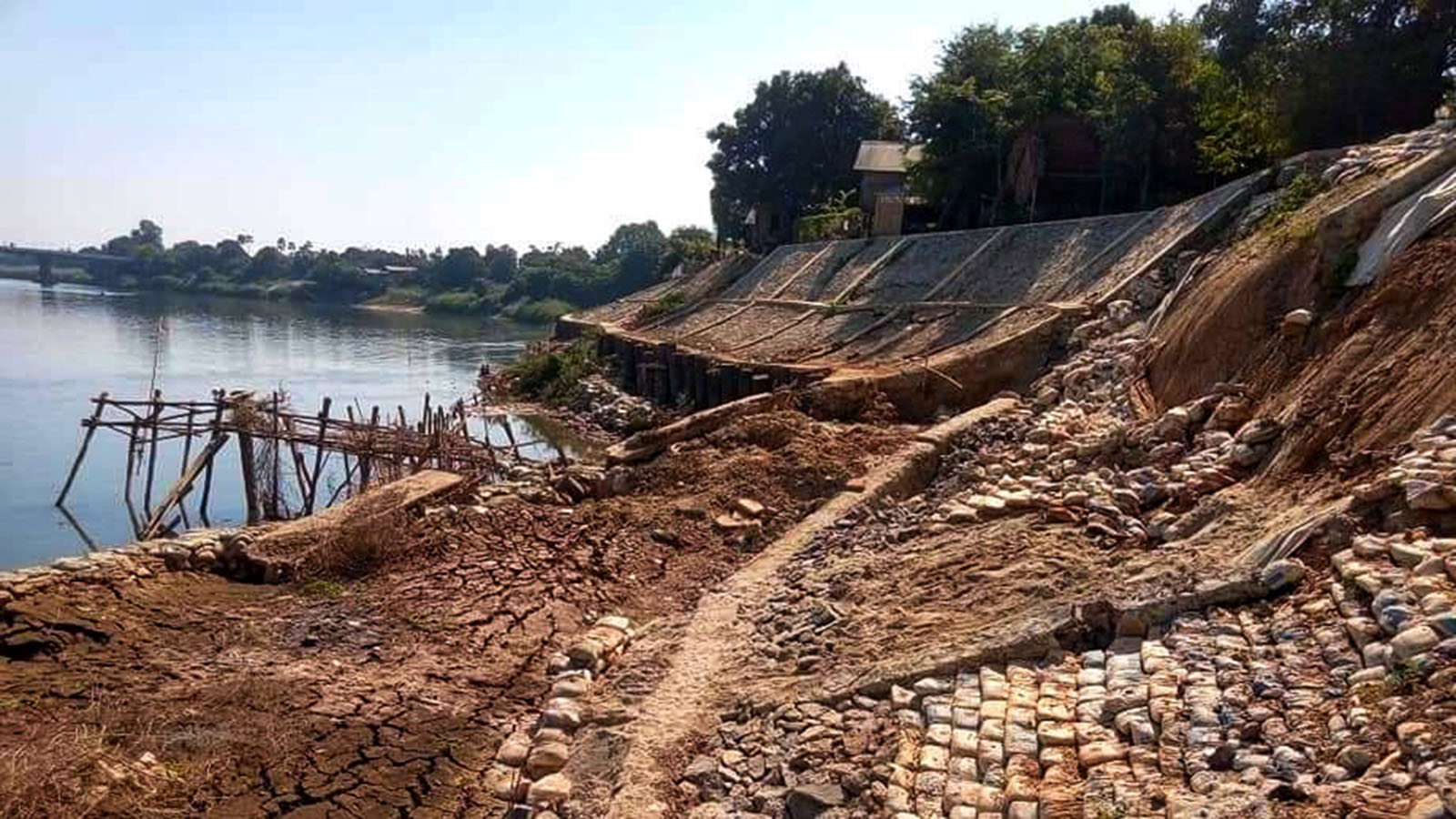 River bank protection project in Mandalay Region to start this month