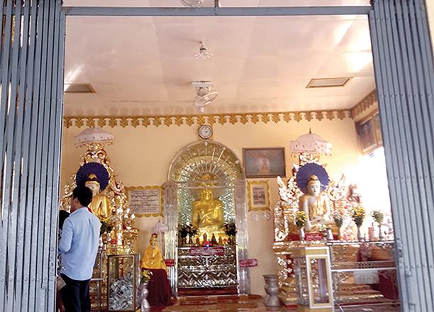 Photo: Maung Tha (archaeology)