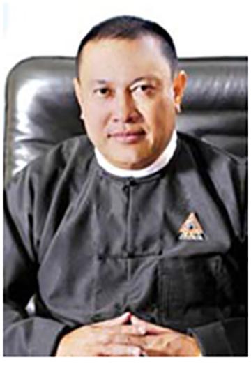 Wunna Kyaw Htin Sithu U Aung Ko Win.