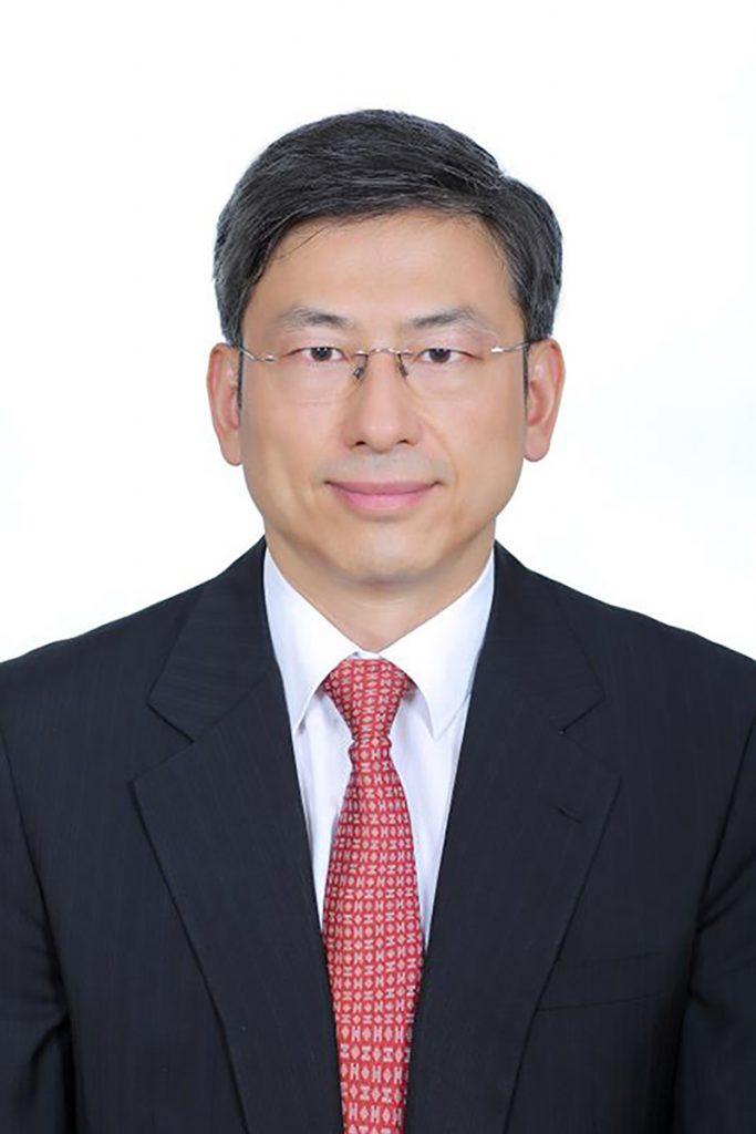 Mr Chen Hai, Chinese Ambassador to Myanmar.