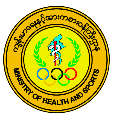 Ministry of Health and Sports Myanmar 2