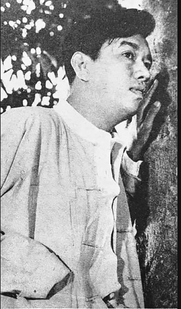 Myatt Lay was a victorious actor in a conventional style.