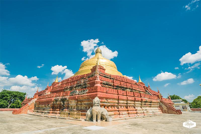 Yanaungmyin Pagoda.