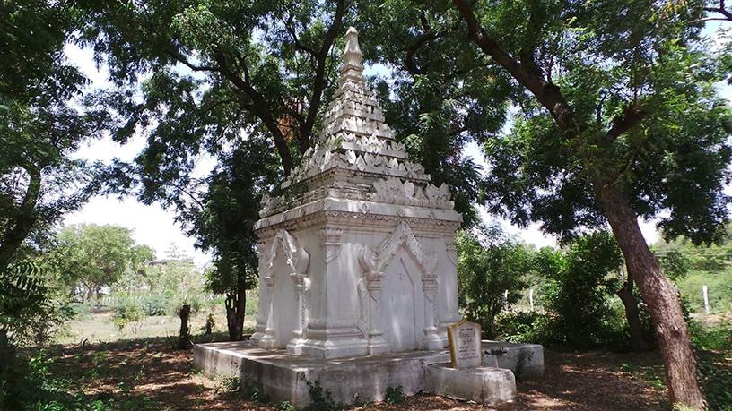 Tomb of King Thayawady.