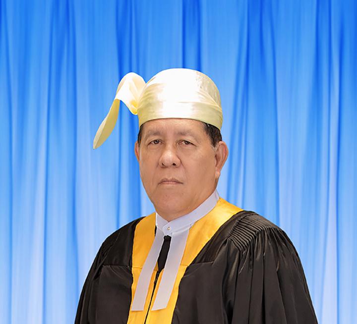 Union Chief Justice  U Htun Htun Oo.
