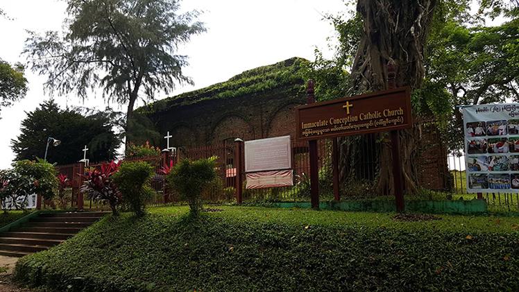 Catholic Church 1 0