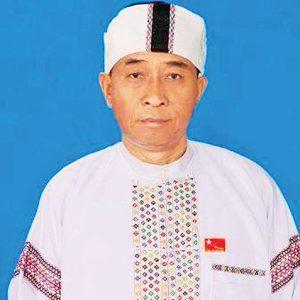 Chin State Chief Minister Pu Salai Lian Luai.