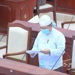 Deputy Minister U Khin Maung Win. PHOTO: MNA