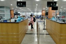 140 Myanmar citizens fly back home from Jordan on 19 July
