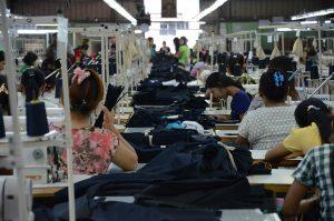 Manufacturing sector has attracted largest investment value into Myanmar.FILE PHOTO