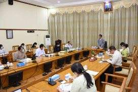 Ministry of Commerce holds zoom meeting on 'Doing Business'