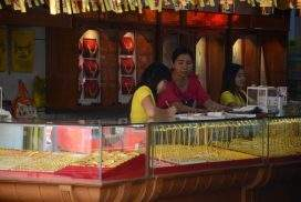 Sellers outnumber buyers in domestic gold market