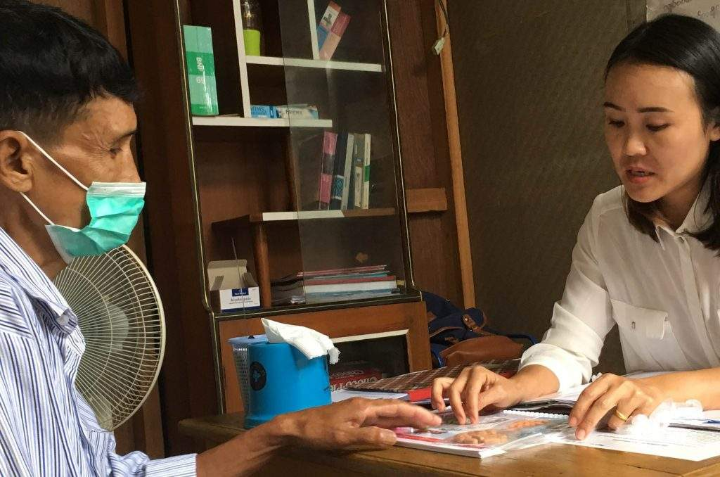 Heptitis C treatment provision in Myitkyina 72 1024x678 1