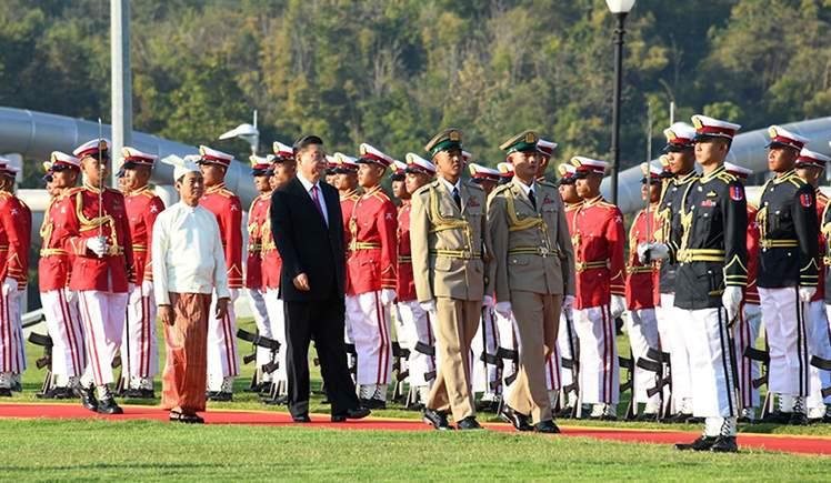 President U Win Myint 0