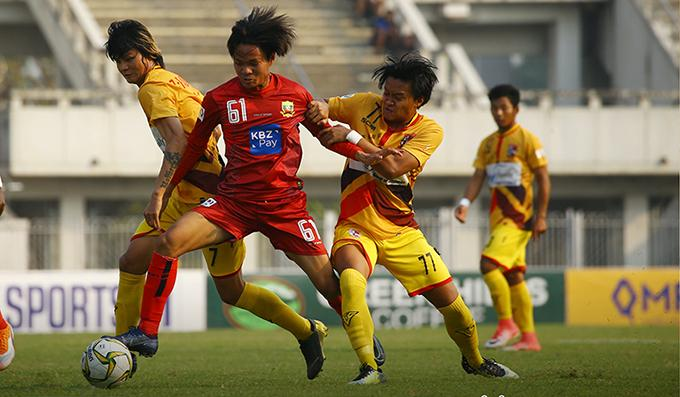 Shan United eyes youth defender Thet Paing Htwe