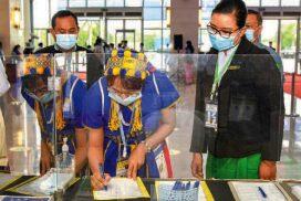 Myanmar signs Union Accord Part III for establishing Democratic Federal Union
