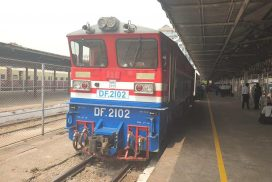 MR to reopen Yangon-Mawlamyine express train service on 22 August