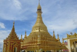 Magway Myathalun pagoda likely to reopen in August