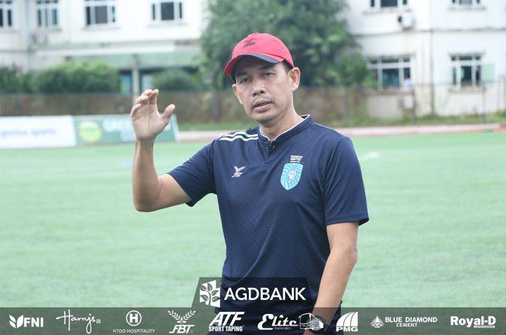 Coach U Min Tun Lin 0