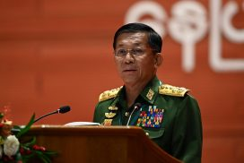 Commander-in-Chief of Defence Services Senior General Min Aung Hlaing delivers address at Union Peace Conference– 21st Century Panglong