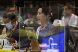 Speech of State Counsellor Daw Aung San Suu Kyi, in her capacity as the Chairperson of the Union-level Peace Dialogue Joint Committee at 19th meeting of UPDJC