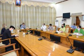 Deputy Minister for Commerce holds meeting with US-ASEAN Business Council