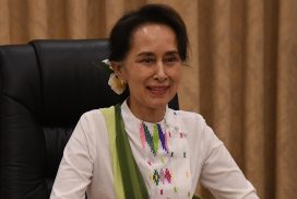 State Counsellor discusses resumption of football events under COVID-19 guidelines
