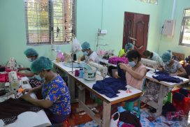 CMP garment exports worth $3.6 bln in past 10 months