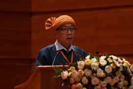 Speech by Sao Yawd Serk, Chairperson of Restoration Council of Shan State, at  4th Session of Union Peace Conference – 21st Century Panglong