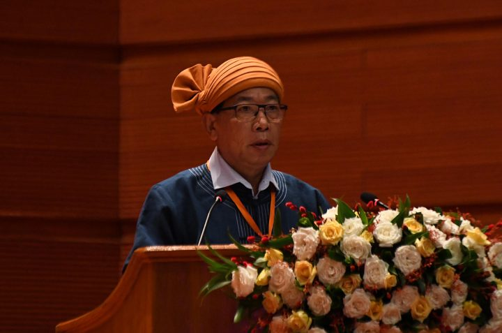 Sao Yawd Serk, Chairperson of Restoration Council of Shan State