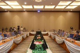 UPDJC Secretariat holds 27th meeting